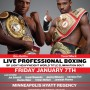 Griffin vs. Mack Fight for USBA Light Heavyweight Title