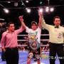 Lopez Wins WBC Silver 105 Title