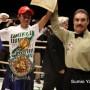 Rojas Defends WBC Superflyweight Belt