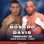 Rosado vs Davis on GFL