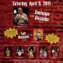 Grano in crossroads fight Apr. 9 in Hartford