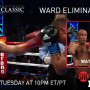 Catch Ward vs Abraham replay on Tuesday