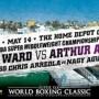 Andre Ward vs Arthur Abraham Next on May 14
