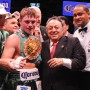 Alvarez Remains Champ