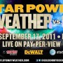Star Power: Mayweather vs Ortiz