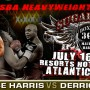 Maurice Harris Stops Derrick Rossy; Catch Replay on GoFightlive.tv