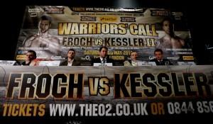 Carl Froch and Mikkel Kessler Press Conference