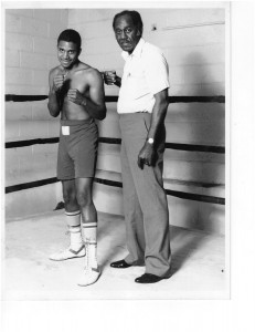 A 17 year-old Robinson and Slim.