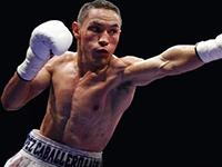 WBA AND WBO CHAMPION JUAN ESTRADA