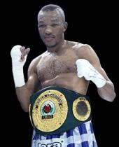 Simpiwe Vetyeka - IBO & WBA Champions