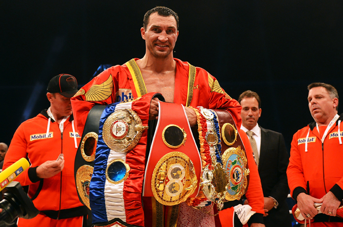 Image result for wladimir klitschko champion