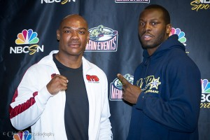 Mansour and Cunningham - March 17th Press Conference.