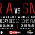 Lara Defends his WBA Title against Ishe Smith