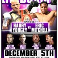 Yorgey and Mitchell Clash for WBU Title