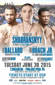 Golden Boy Boxing Returns to Philly