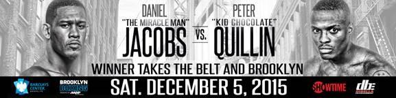 Jacobs vs Quillin