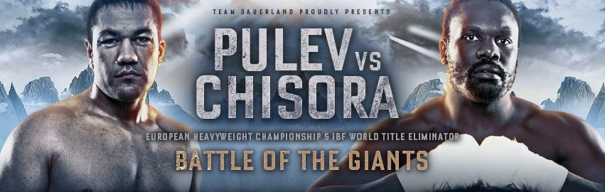 Pulev vs chisora